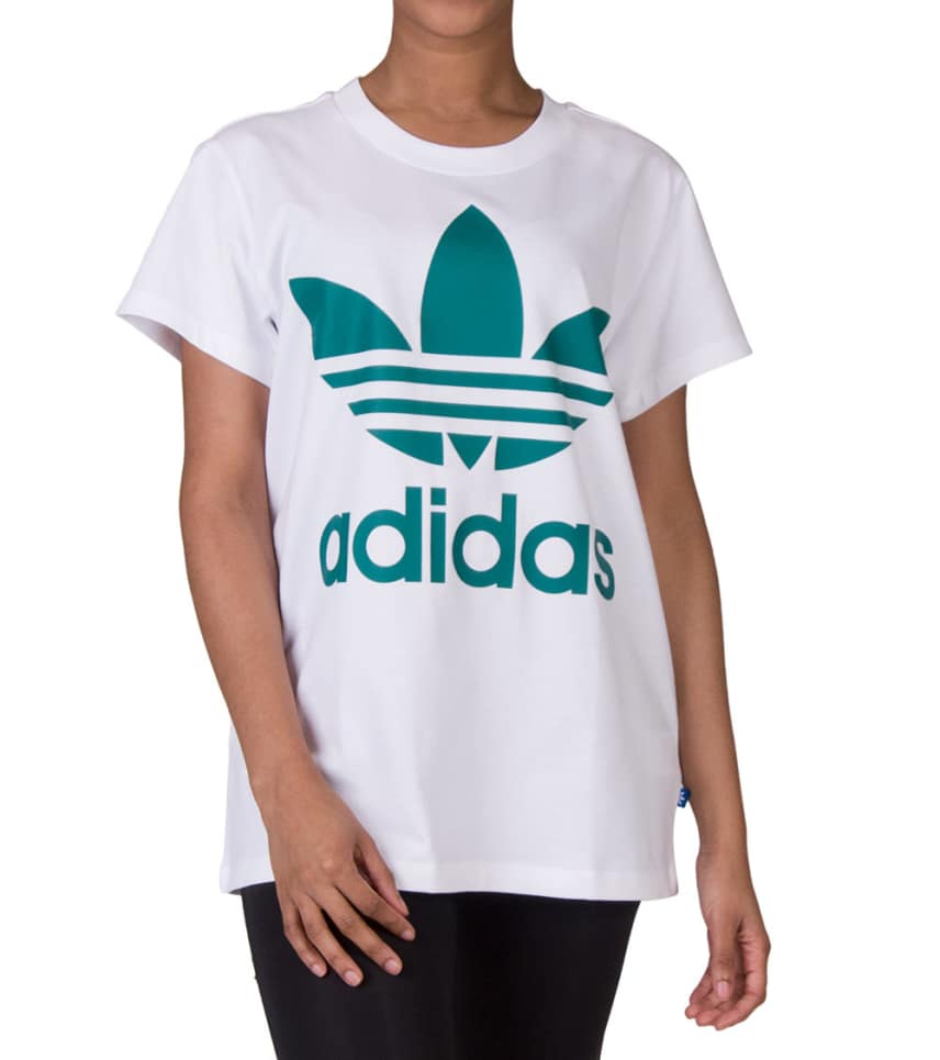 7410ed9c adidas Big Trefoil Tee (White) - BR9822-100 | Jimmy Jazz
