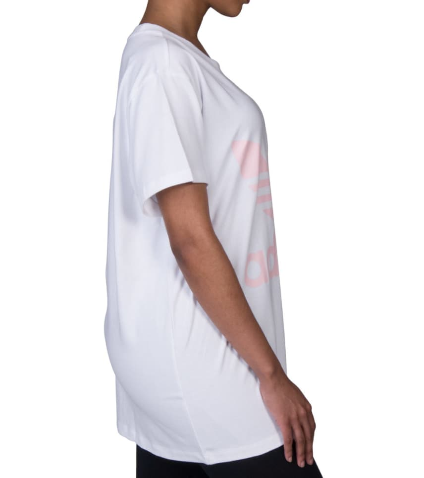 5f5b3cfc adidas Big Trefoil Tee (White) - BR9825-100 | Jimmy Jazz
