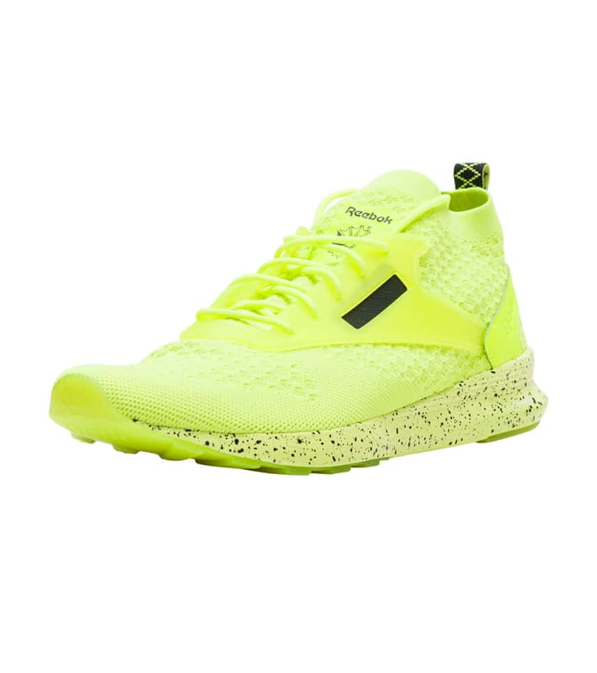 5ca877fd608 Reebok Zoku Runner Ultra Knit IS (Medium Green) - BS6313