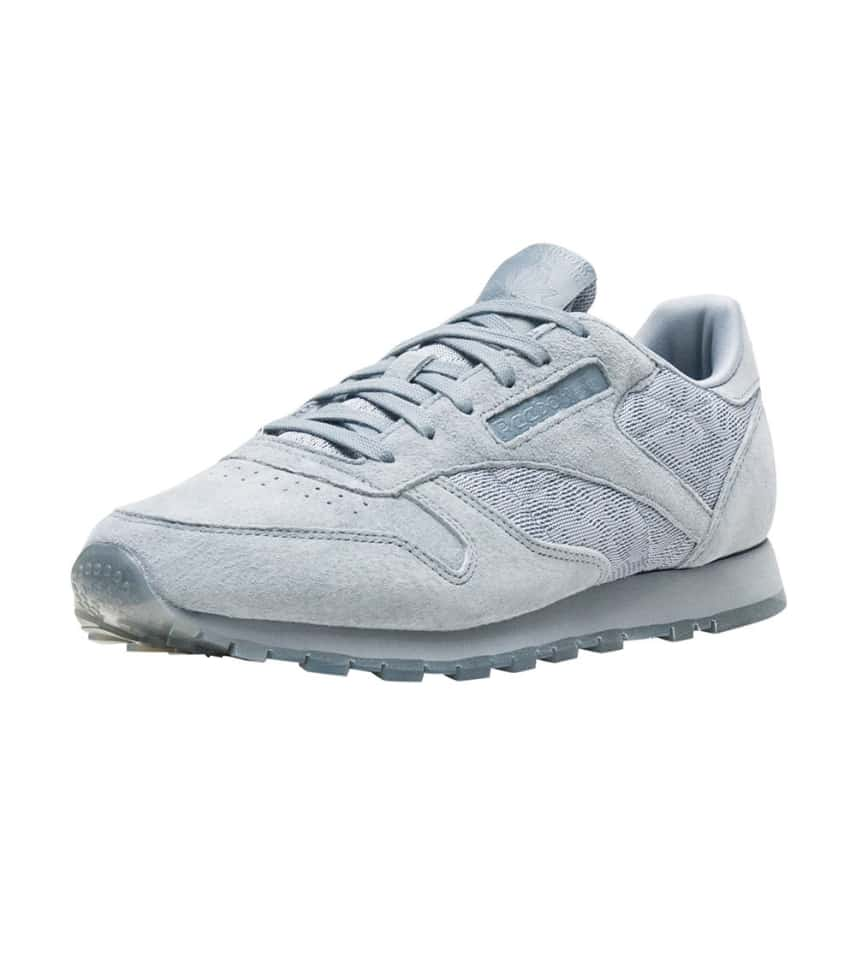 b4bb41b939dd04 Reebok CLASSIC LEATHER LACE (Grey) - BS6522