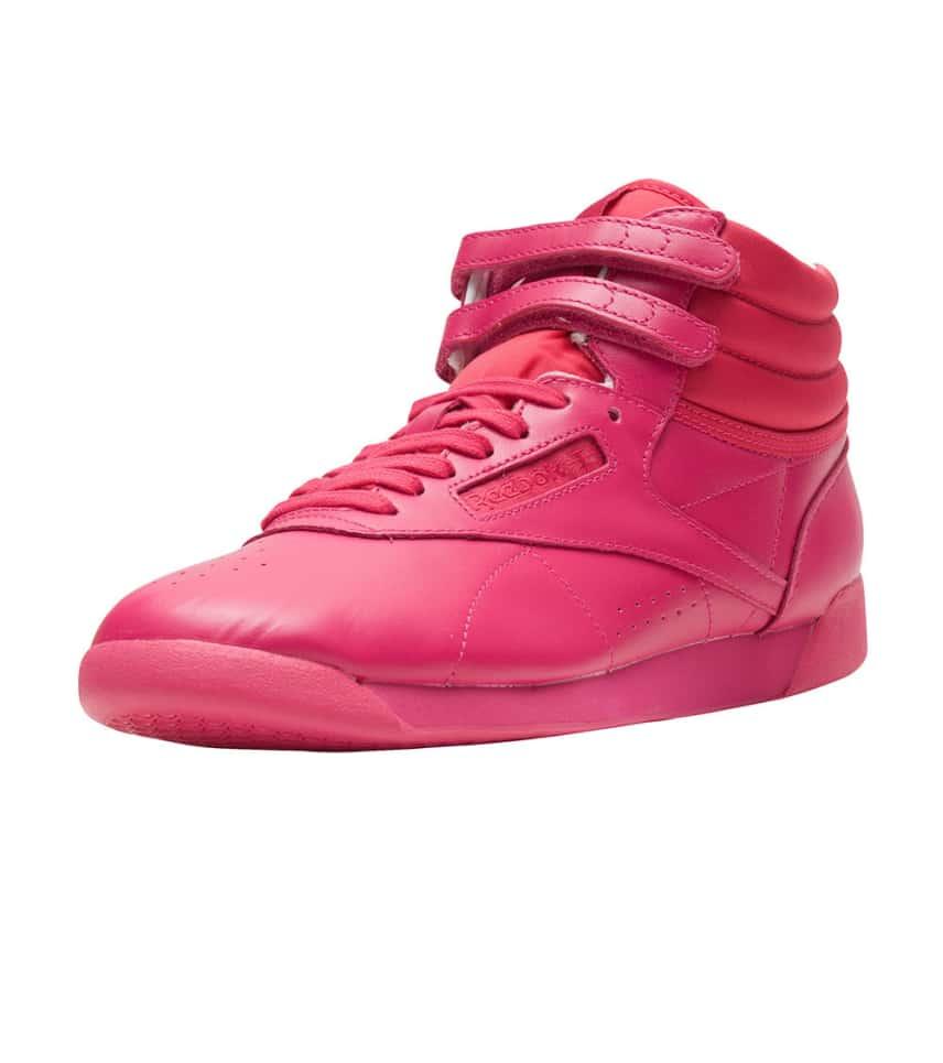 75d60dd92 Reebok FS HI Sneaker (Dark Pink) - BS7861   Jimmy Jazz
