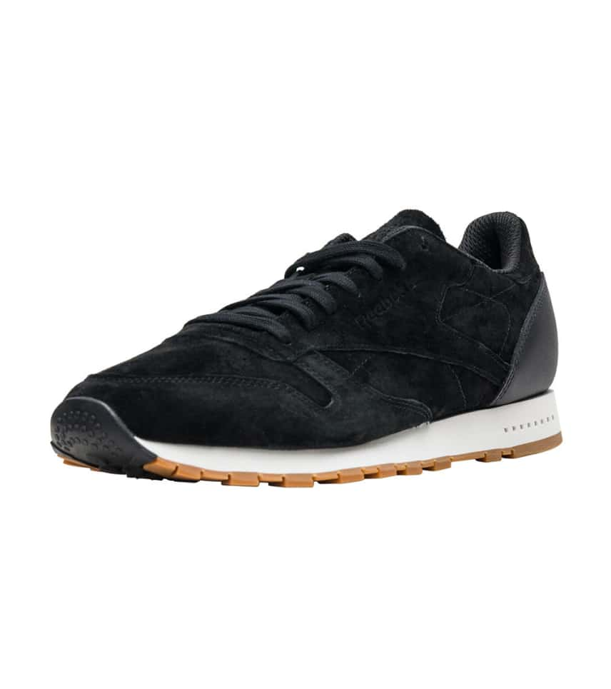 ea809539d25 Reebok CLASSIC LEATHER SG (Black) - BS7892