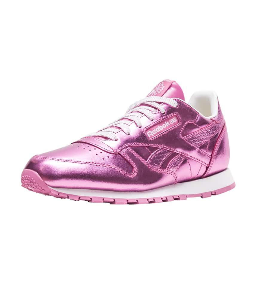 4d25b04fe Reebok Classic Leather Metallic (Pink) - BS8938 | Jimmy Jazz