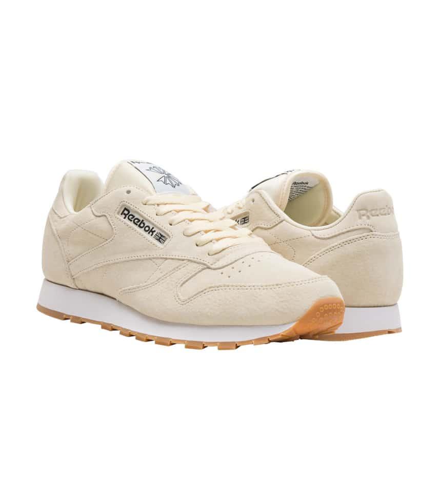 d1c022611dc Reebok Classic Leather Pastel Sneaker (Medium Yellow) - BS8970 ...