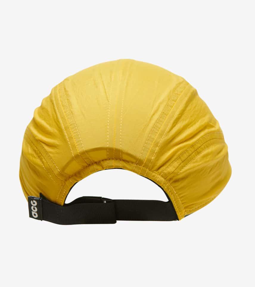 Nike Acg Tailwind Cap (Yellow) - BV1045-741  c3122a47ad5