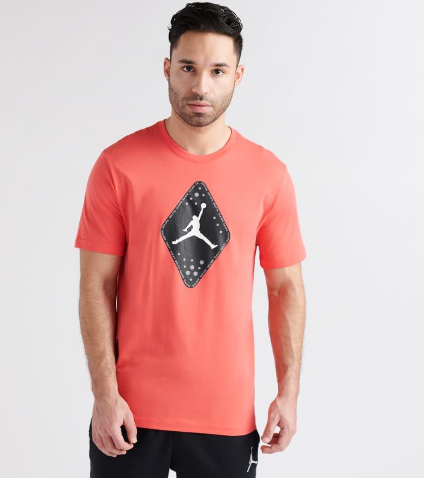 dcb2d884f29b Jordan Legacy AJ 6 T-Shirt (Medium Pink) - BV5413-850