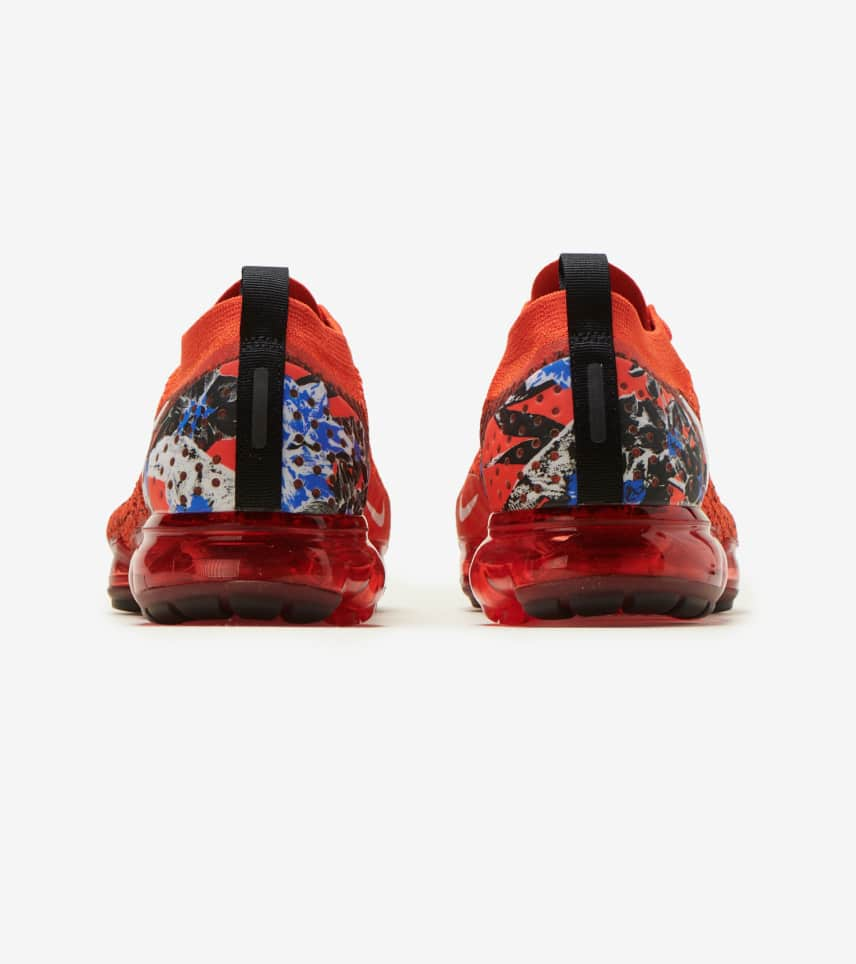 b46d7c230407c Nike Air Vapormax Flyknit 2 (Dark Orange) - BV6126-800