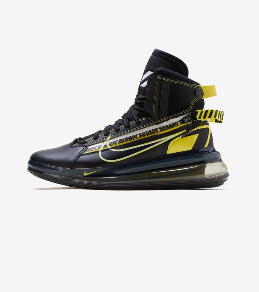 fe3577400a nike air max 720 Nike Air Max 720 Satrn AS QS (Black) - BV7786
