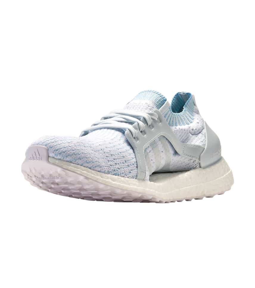 1697479ec30be adidas UltraBOOST X Parley (Medium Blue) - BY2707