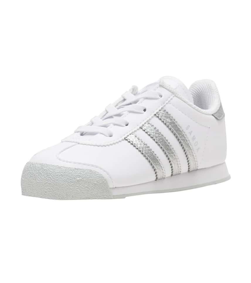 dfe7c425bdc44 adidas Samoa Sneaker (White) - BY3504 | Jimmy Jazz