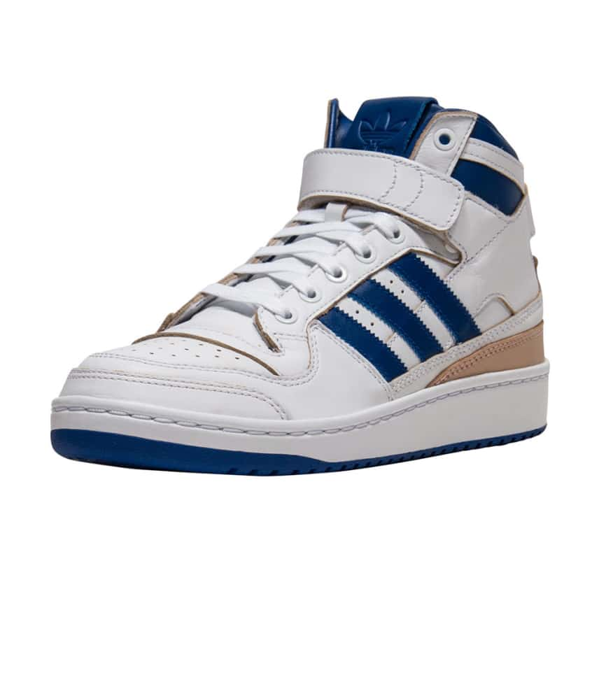 premium selection 0b90e 60019 adidas FORUM MID (White) - BY4412  Jimmy Jazz