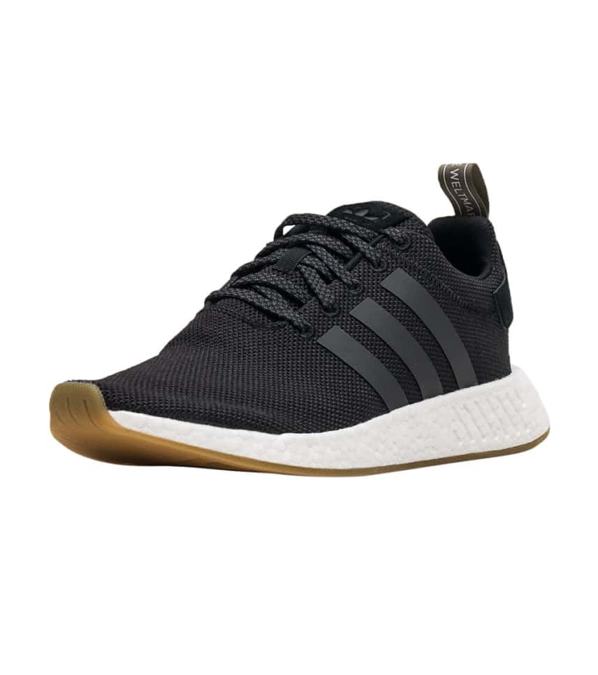 0376b271eac9d adidas NMD R2 (Black) - BY9917