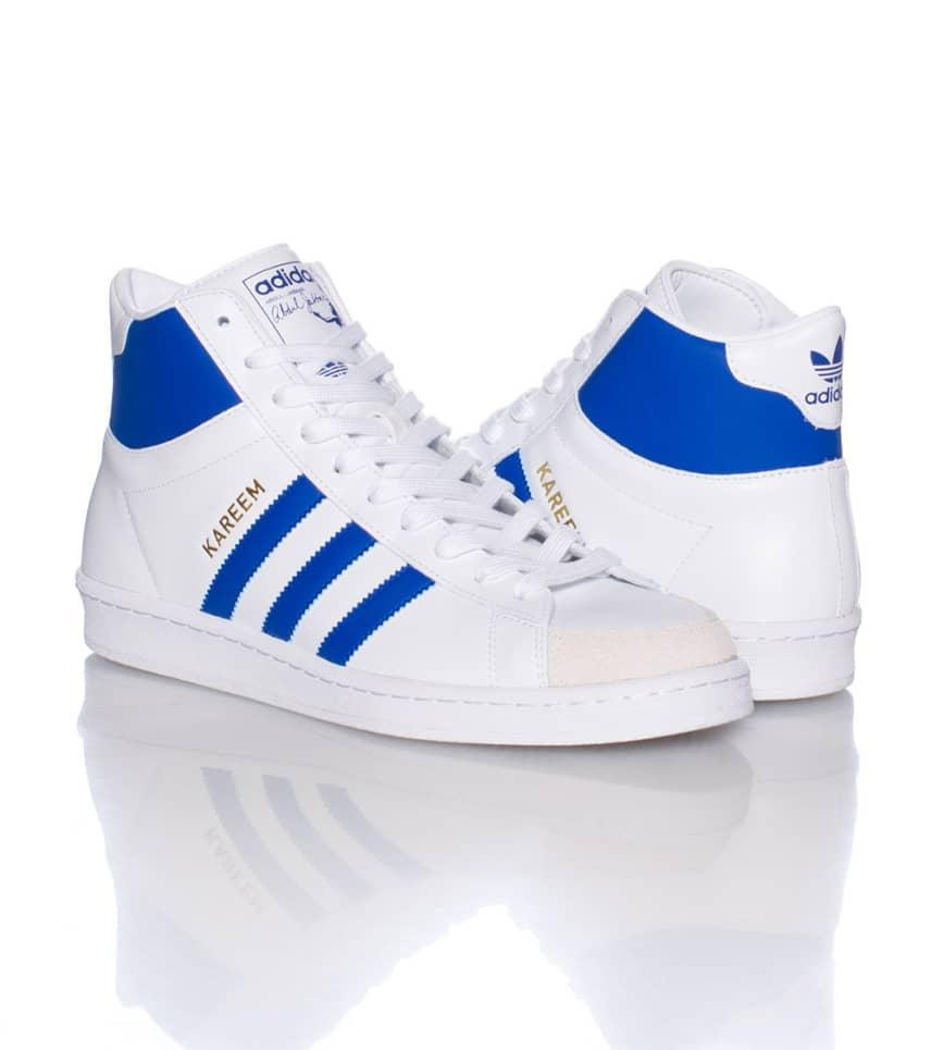 70c8a60958a3 adidas JABBAR HI SNEAKER (White) - C75211
