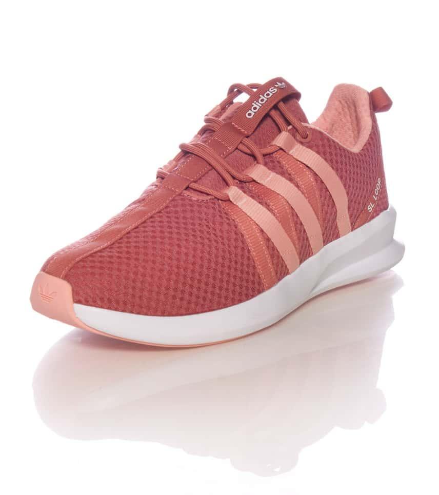 5c69f7c7738c0b adidas SL LOOP SNEAKER (Pink) - C77010