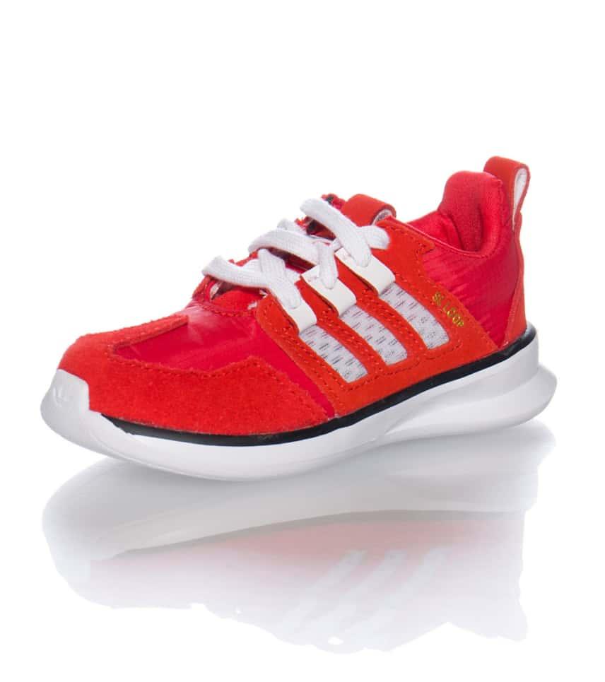 8a1217c698c adidas sl loop red