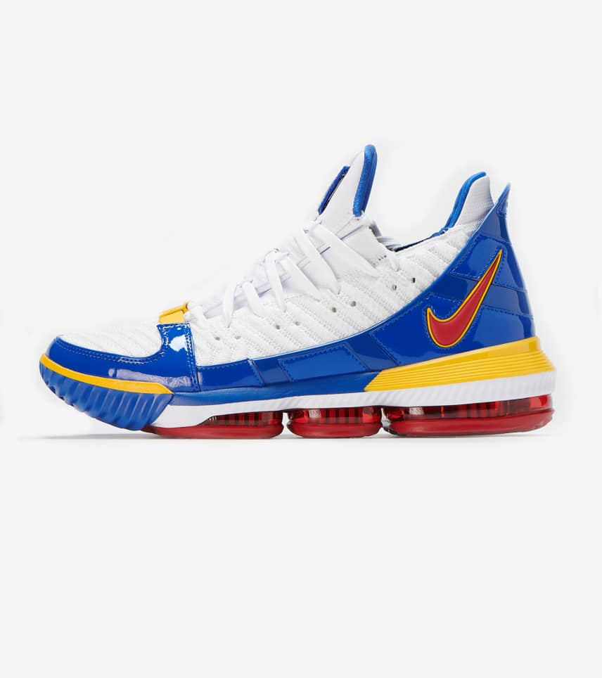 ddee9be54f5 Nike LeBron XVI SB.  200.00. COLOR  White