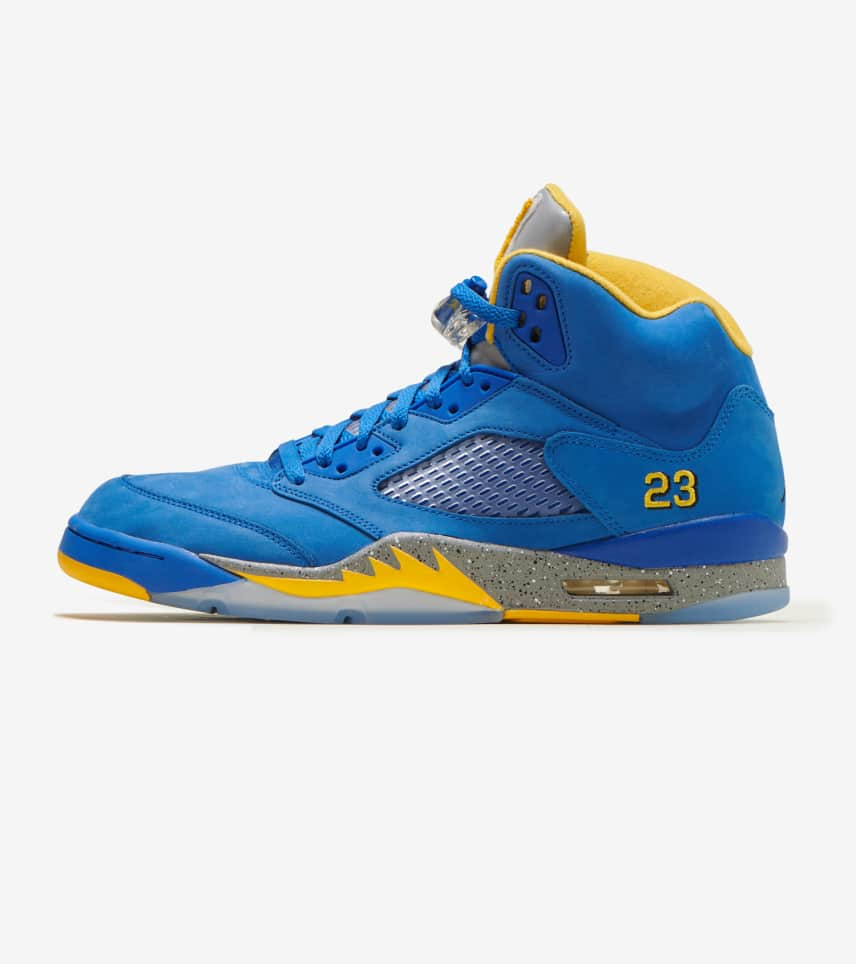 112aa8ab11a Jordan Retro 5 JSP (Blue) - CD2720-400 | Jimmy Jazz