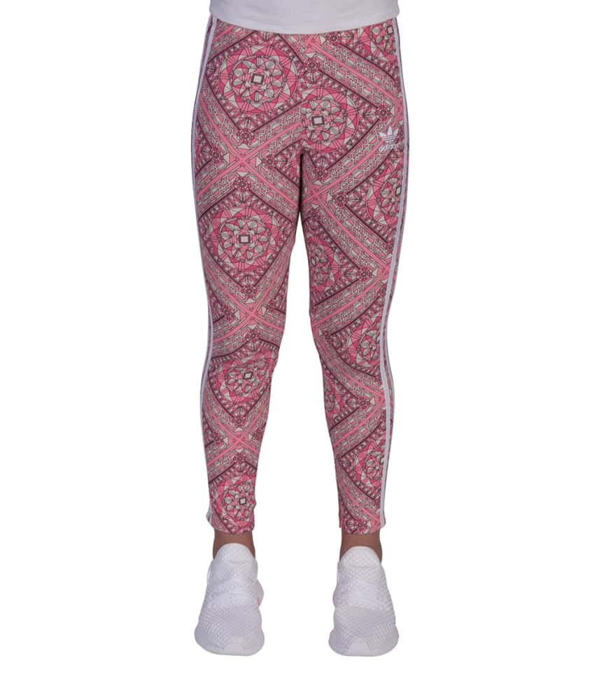 945fc4b37fe4d8 Adidas Junior Graphic Legging (Pink) - CE1121-997 | Jimmy Jazz