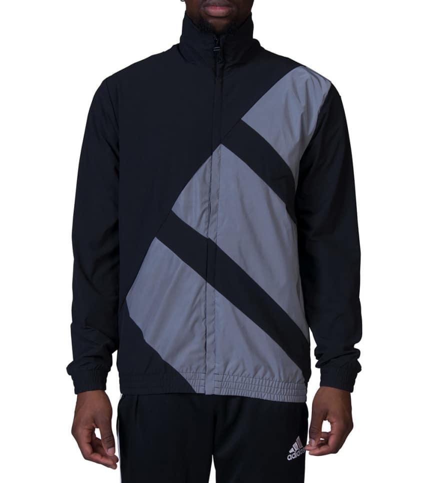 ffe0e0bd3 adidas EQT Reflect Track Jacket (Black) - CE1643-001 | Jimmy Jazz