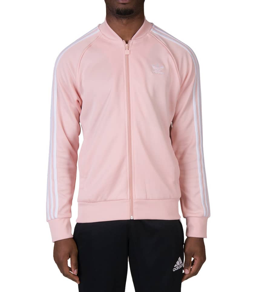 2dff125688b72 adidas SST TRACK JACKET (Pink) - CE8041-686