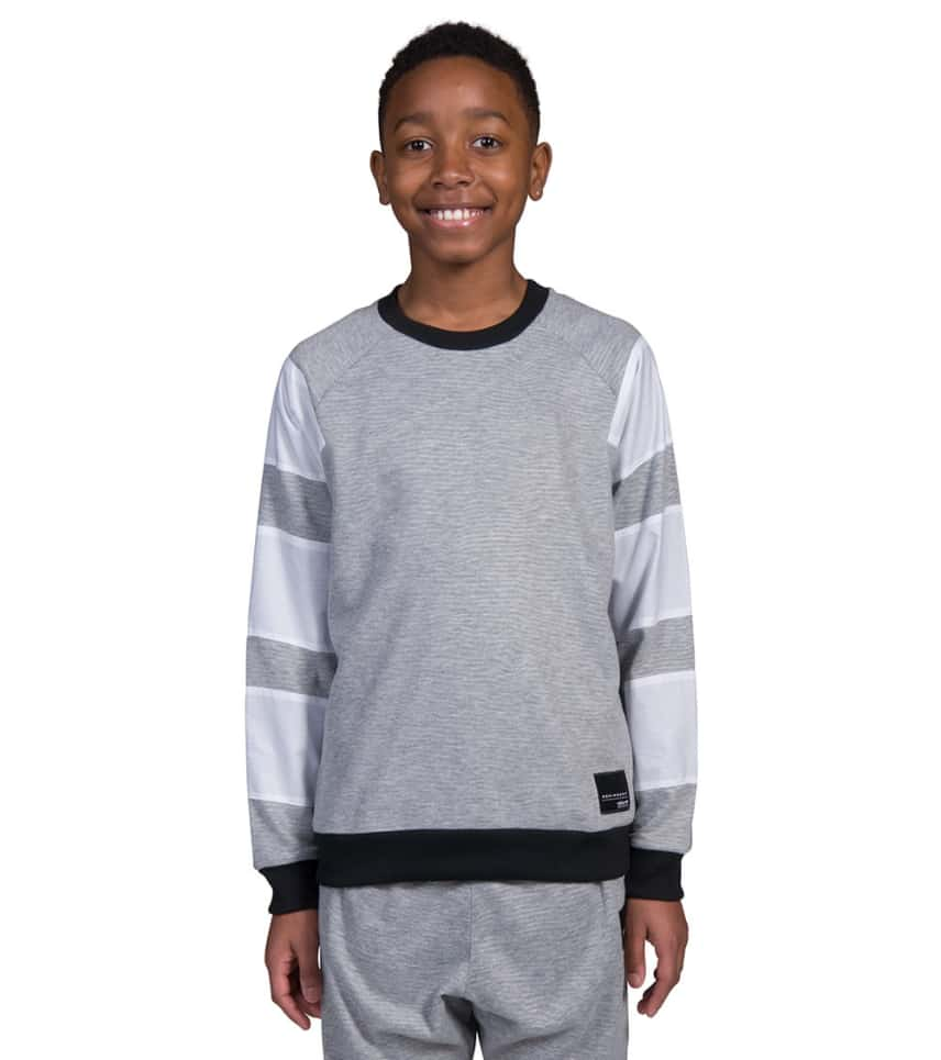 b7cfe0748914 adidas Junior EQT Crew (Grey) - CF8539-035