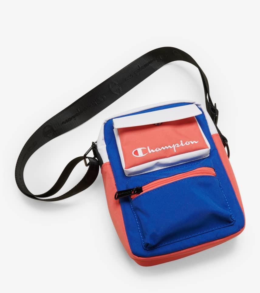 d7c46534cba6ad Champion Bags Color Block Crossbody Bag (Medium Orange) - CH1062-070 ...