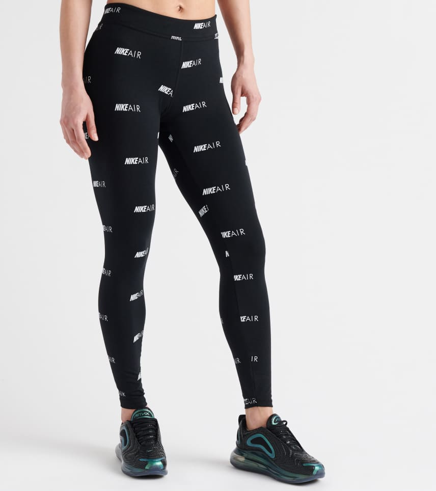 3f4a4508c979b Nike Air Leggings All-Over Print (Black) - CI0573-010 | Jimmy Jazz