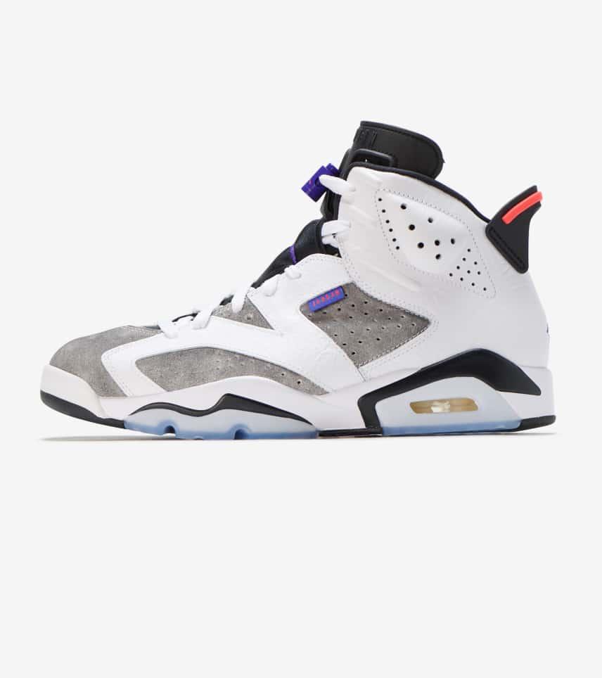 405d5f8d7a2 Jordan Retro 6. $159.94orig $190.00. COLOR: White