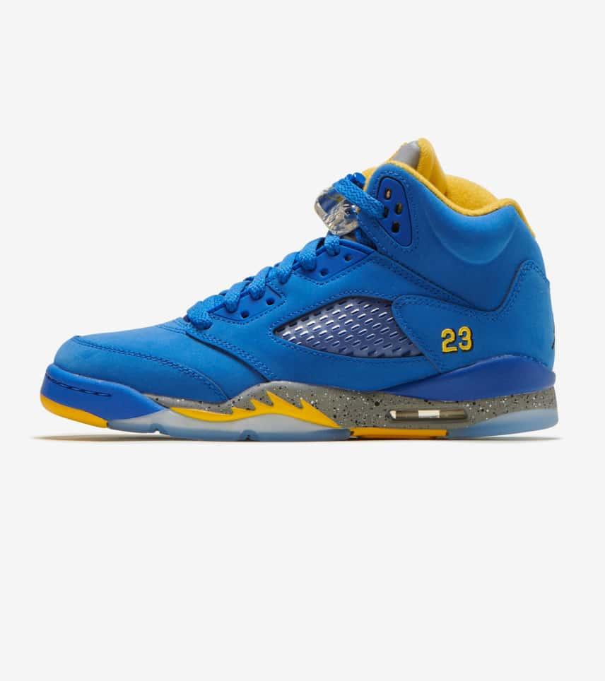 bf800c472773 Jordan Retro 5 JSP (Blue) - CI3287-400