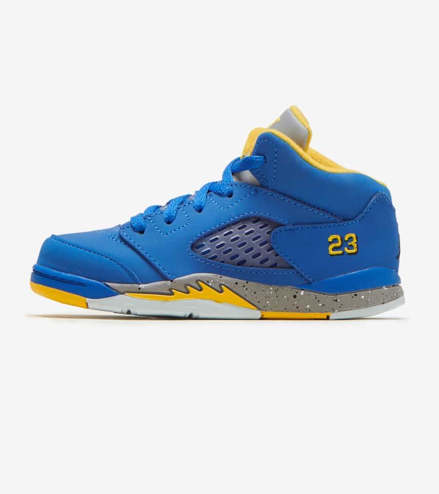 c8a9a852b86 Jordan Retro 5 Laney JSP (Blue) - CI3289-400   Jimmy Jazz