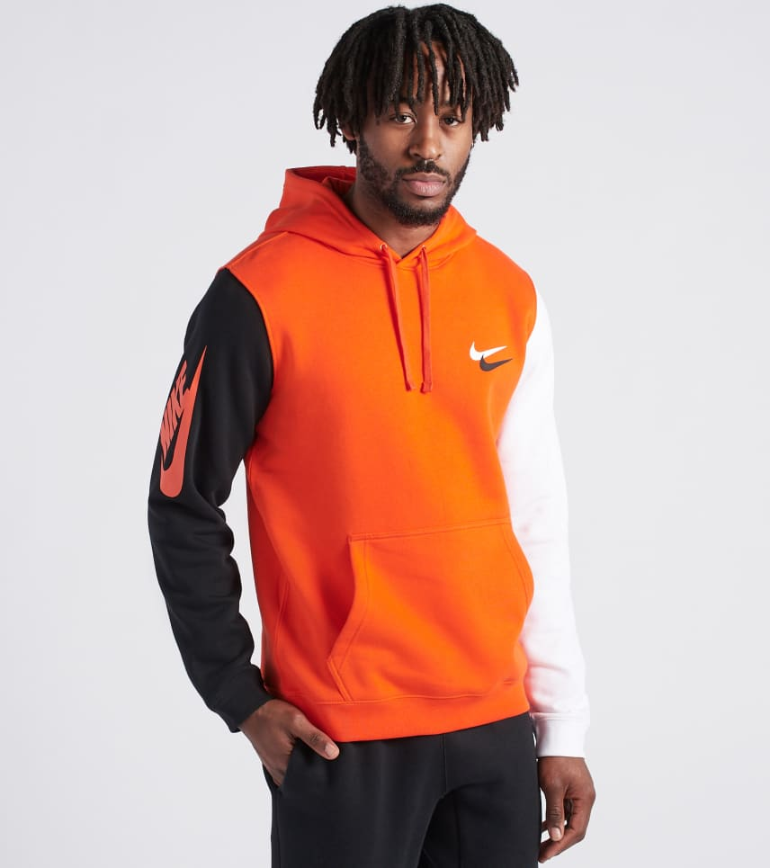 920e8825f297 Nike City Brights Pullover Hoodie (Orange) - CI3320-891