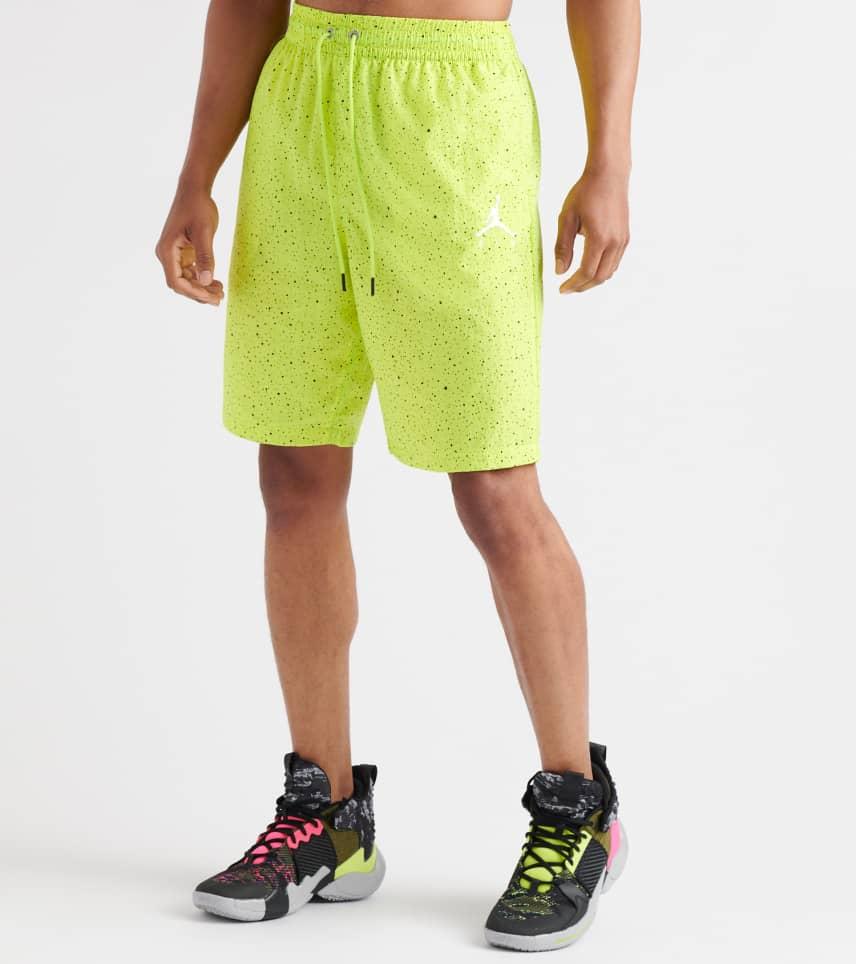 01d6683e67a Jordan Jumpman Cement Poolside Shorts (Green) - CI9133-345 | Jimmy Jazz