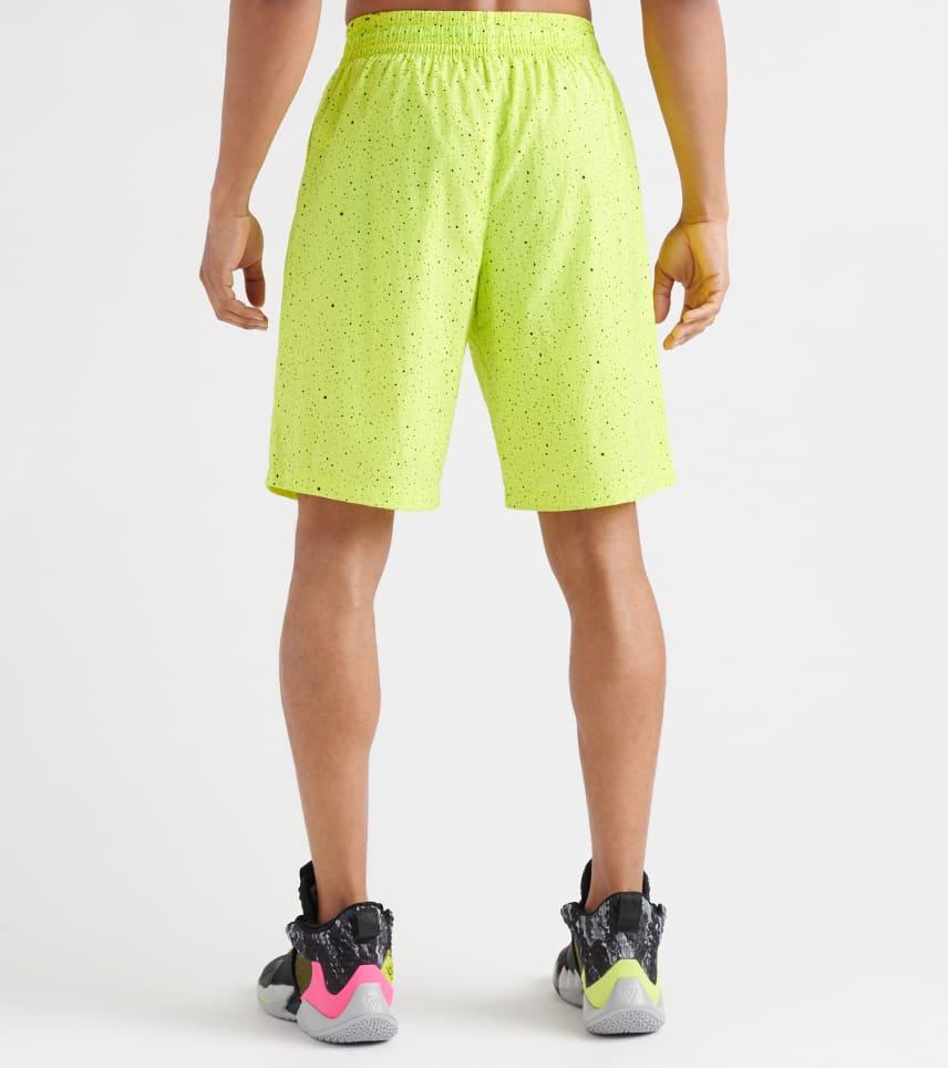 73a661637c1 Jordan Jumpman Cement Poolside Shorts (Green) - CI9133-345   Jimmy Jazz
