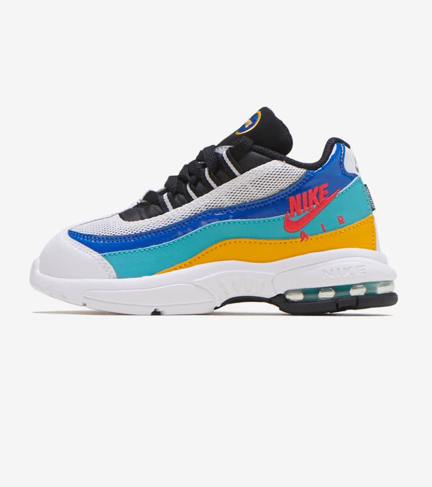 Blue Air Max 95 Sneakers