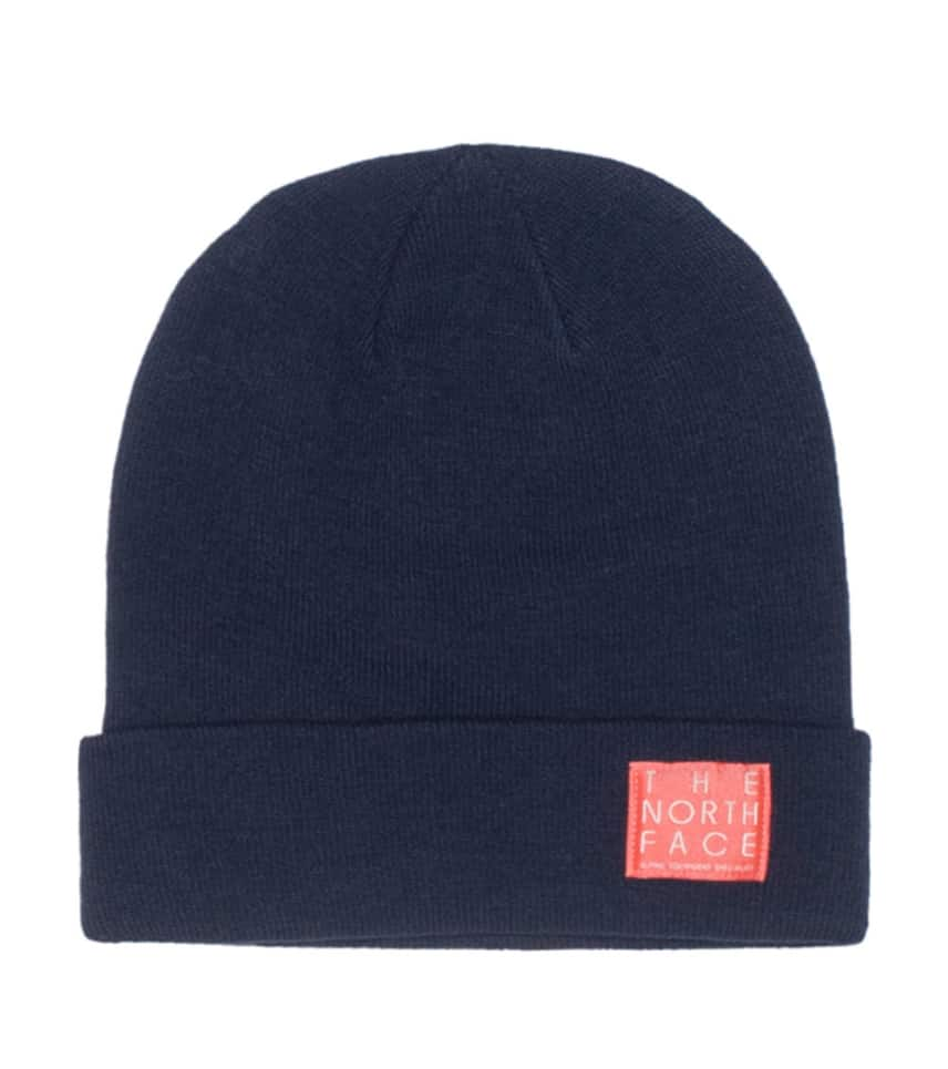 40d57d5c06f The North Face DOCK WORKER BEANIE (Navy) - CLN5