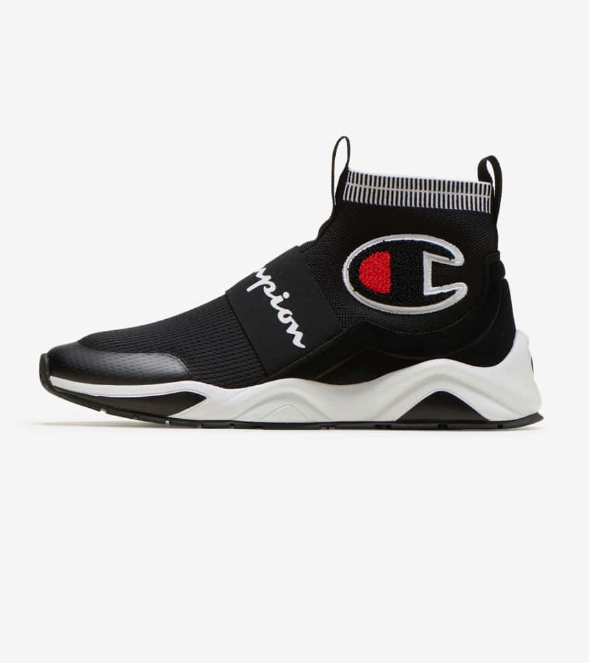 f5565653c0b61 Champion Rally Pro Shoes (Black) - CM100018M | Jimmy Jazz