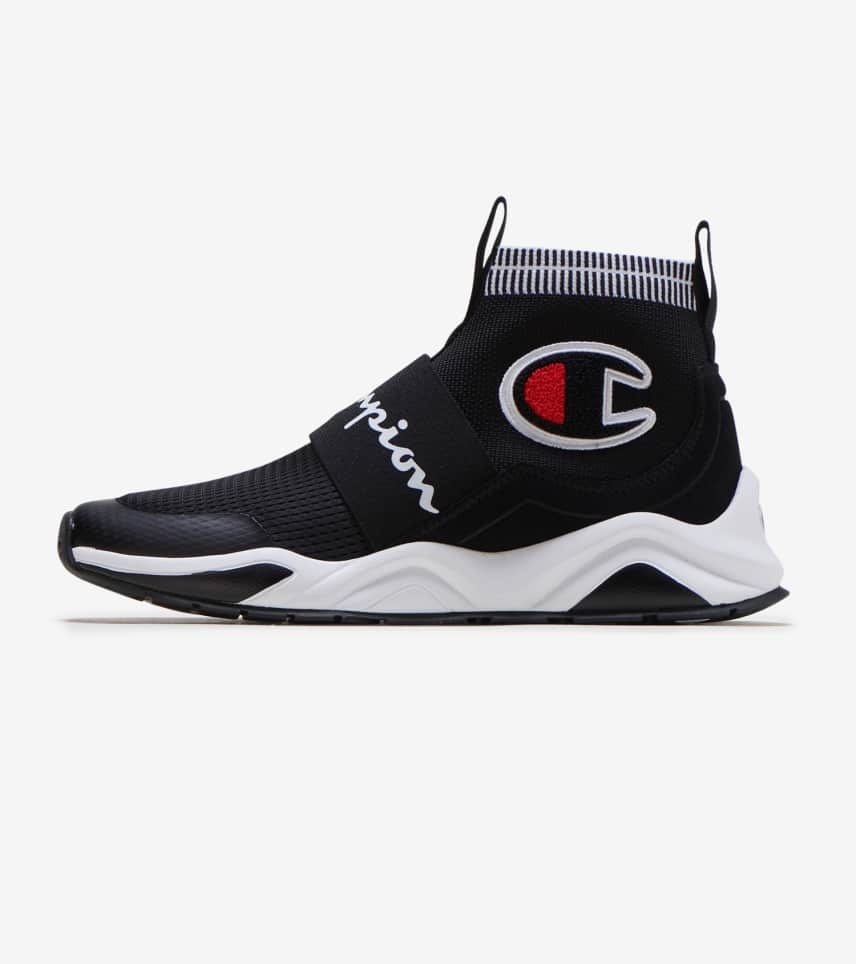 07e409b601b Champion Rally Pro Shoes (Black) - CM100018Y