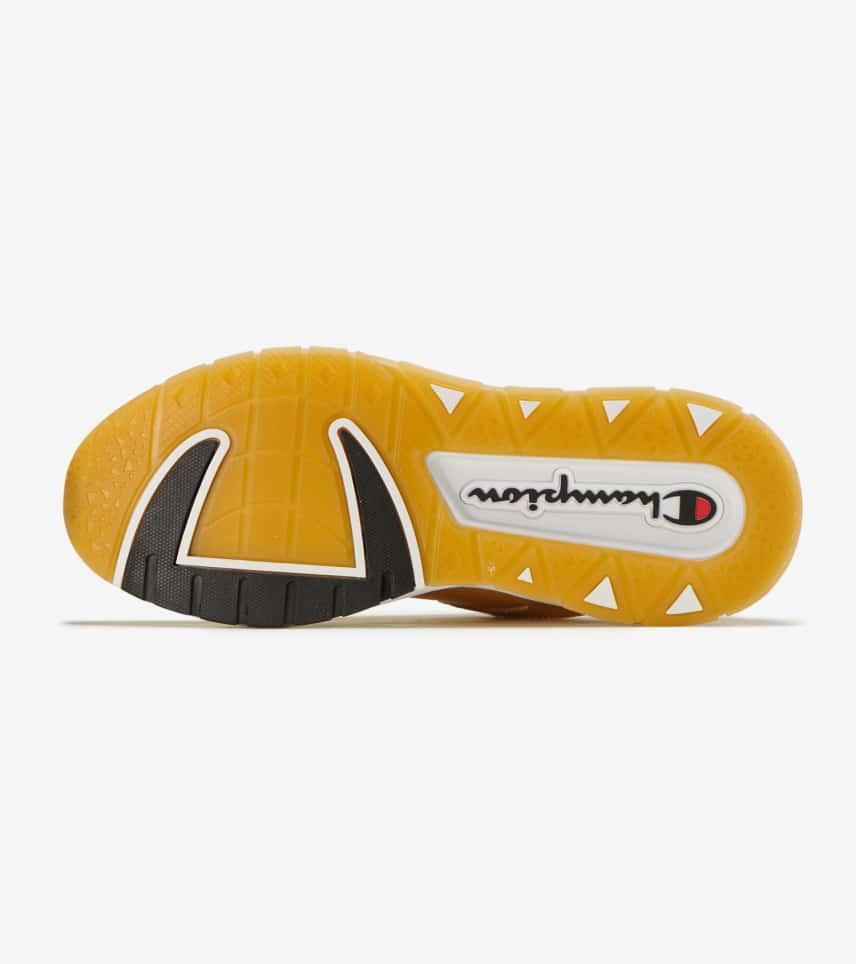 7b75fedc92c Champion 93 Eighteen Metallic Sneaker (Gold) - CM100108M