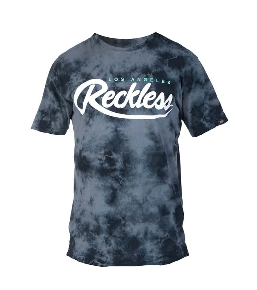 c77d6ee1bd1f1 Young And Reckless BIG R SCRIPT TEE (Grey) - CMTS378