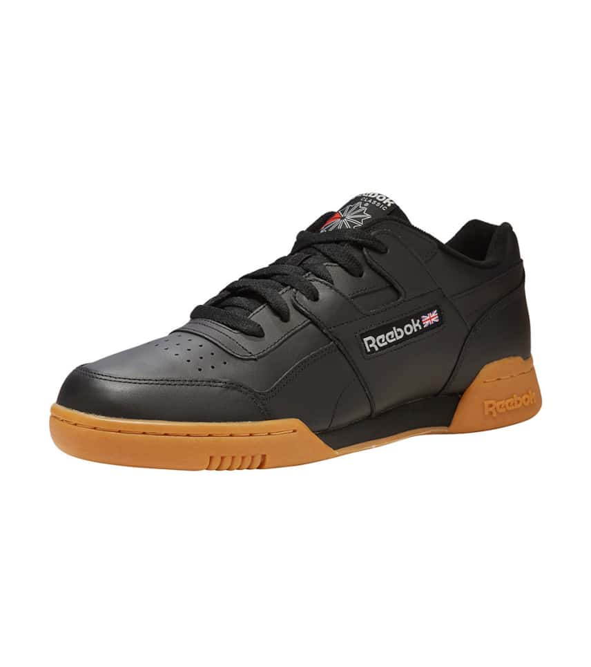 48ff83d380b8d7 Reebok MENS WORKOUT PLUS Black. Reebok - Sneakers - WORKOUT PLUS Reebok -  Sneakers - WORKOUT PLUS ...
