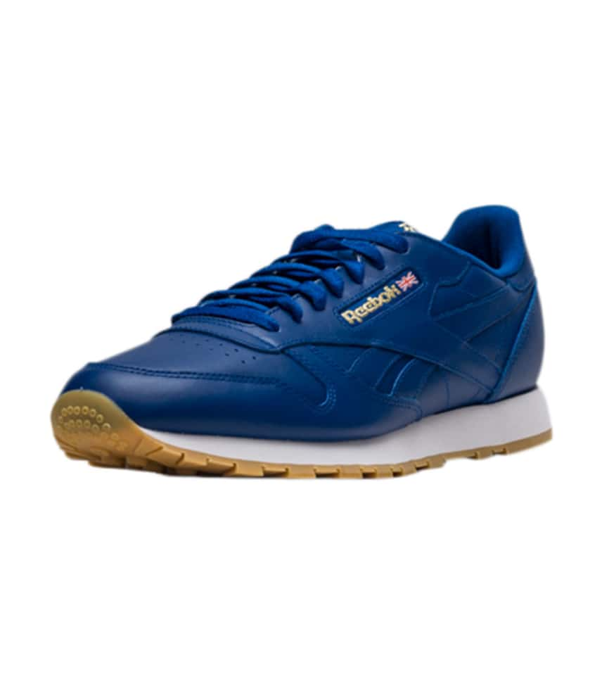 8b2c12b6c8d Reebok Classic Leather Gum (Navy) - CN2266