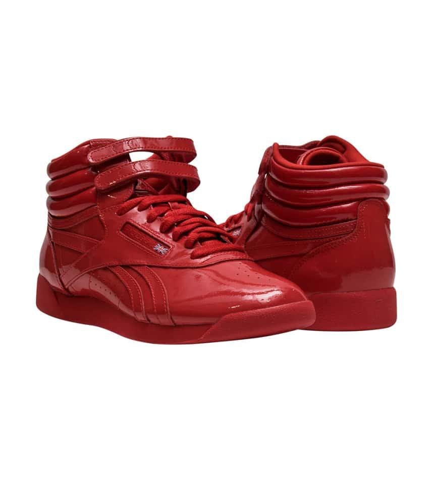 a6416f8e3ab3f ... Reebok - Sneakers - FREESTYLE HI PATENT