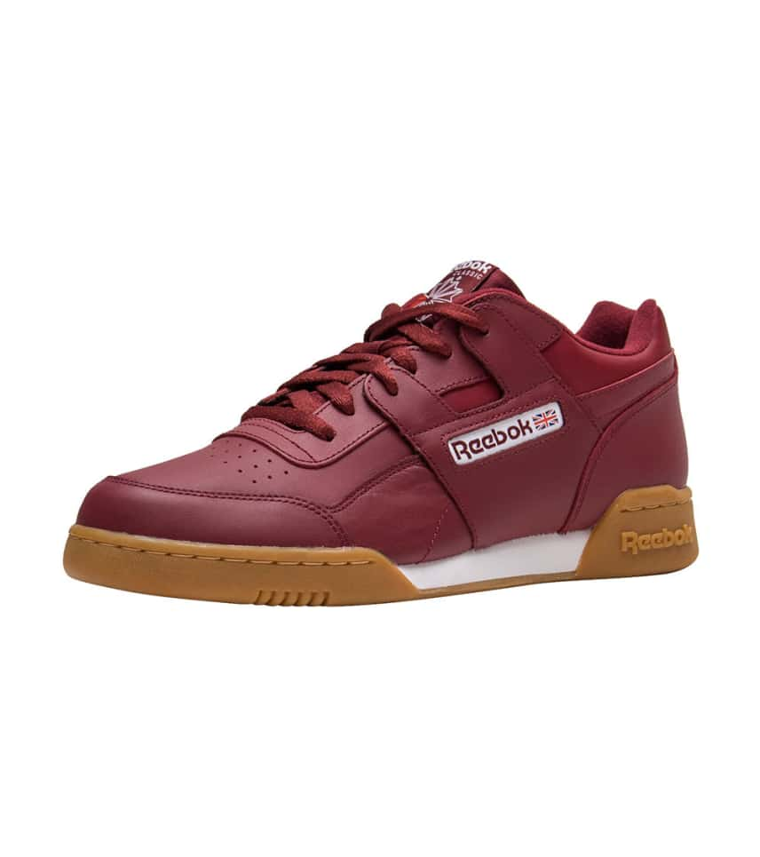 a35de5dddc732 Reebok Workout Plus (Burgundy) - CN4271