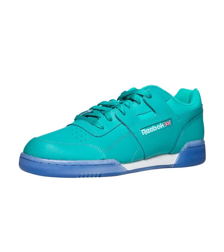 1fceaa284c1c0c Reebok Workout Plus Ice (Blue) - CN7181