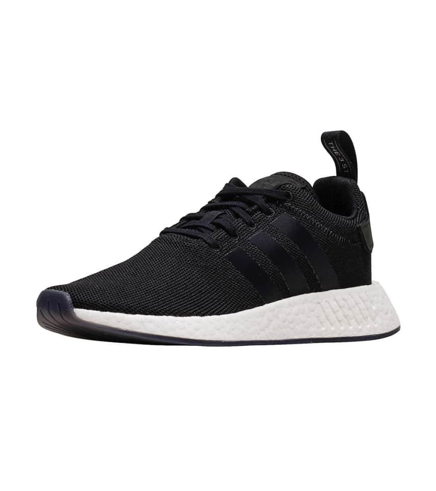 9463cda86ff70 adidas MENS NMD R2 Black. adidas - Sneakers - NMD R2 adidas - Sneakers -  NMD R2 ...