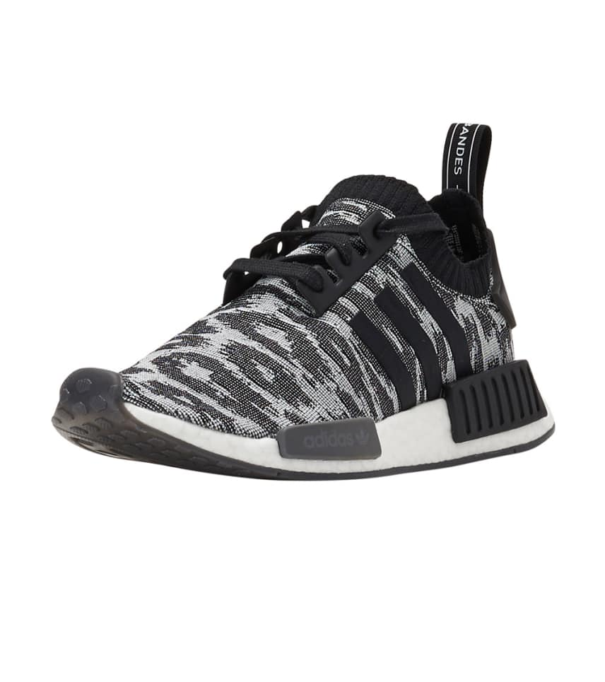 b17f5b6a1 adidas MENS NMD R1 Primeknit Black. adidas - Sneakers - NMD R1 Primeknit  adidas - Sneakers - NMD R1 Primeknit ...