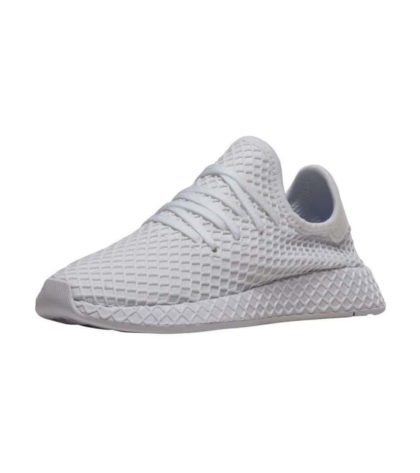 20543cbcfe0dd adidas Deerupt Runner (White) - CQ2935