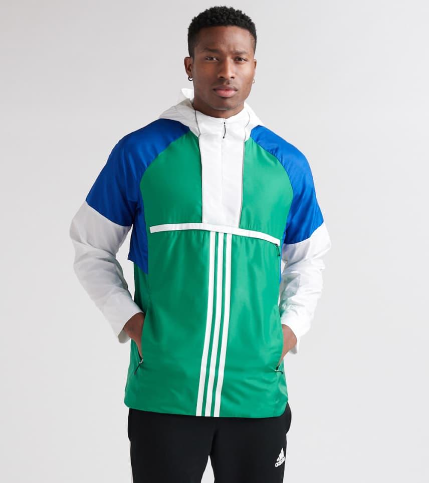 4ed5741ac191 adidas ID Woven Shell Jacket (Green) - CV3270-320
