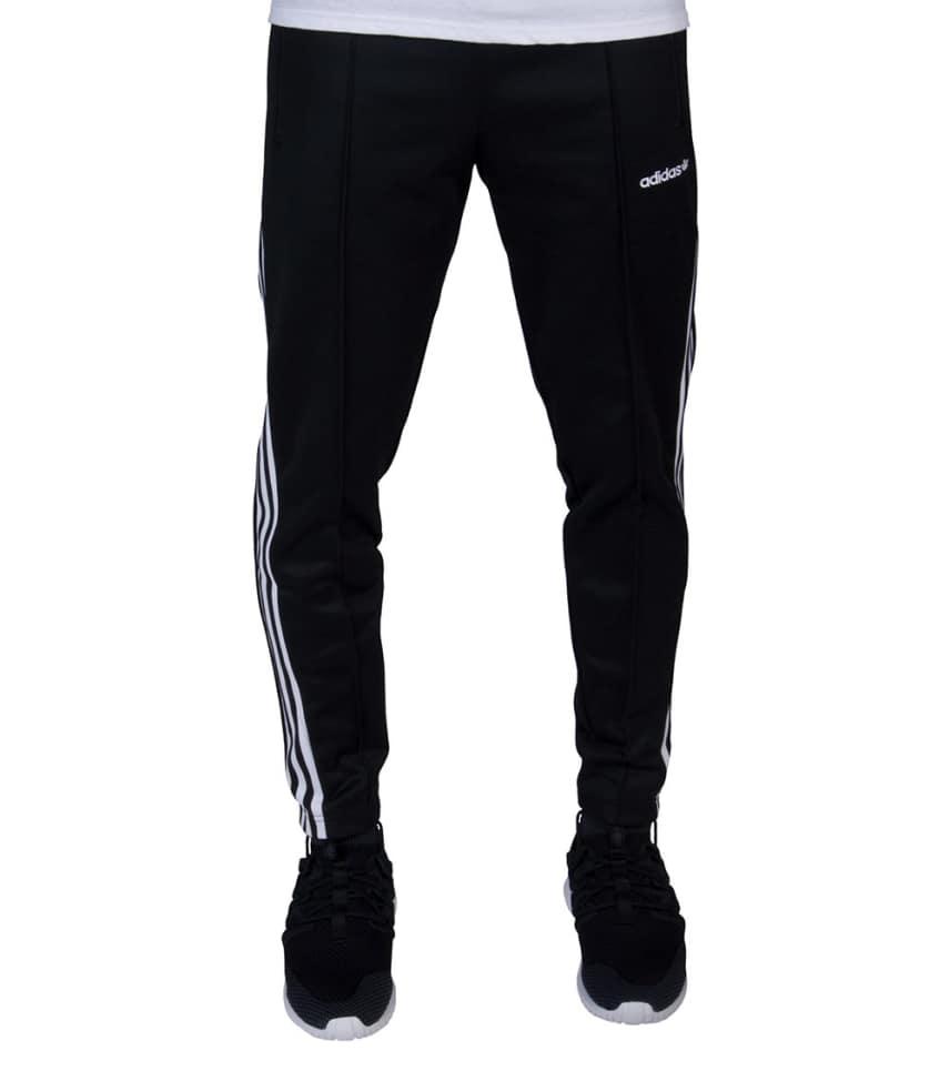 a5199813bd11 adidas Beckenbauer Open Hem Track Pants (Black) - CV6705-001