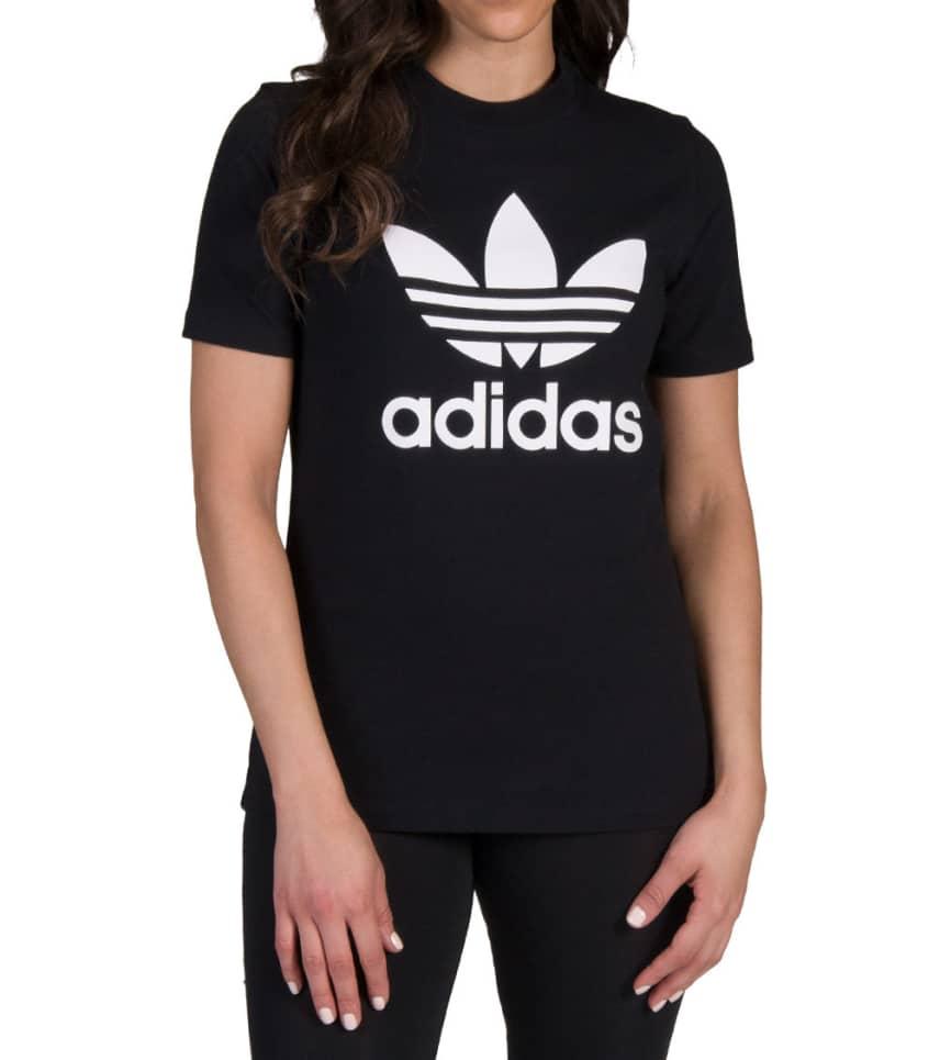 0d46d24743e adidas Trefoil Tee (Black) - CV9888-001